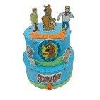Gâteau Scooby Doo - Pièce montée