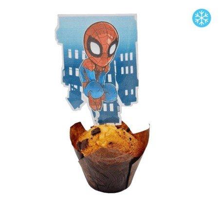 Muffins Spiderman