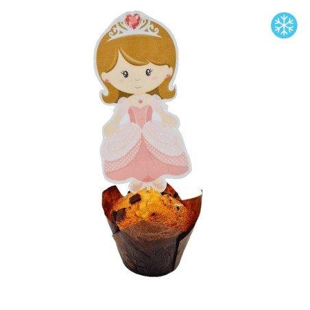 Muffins princesse