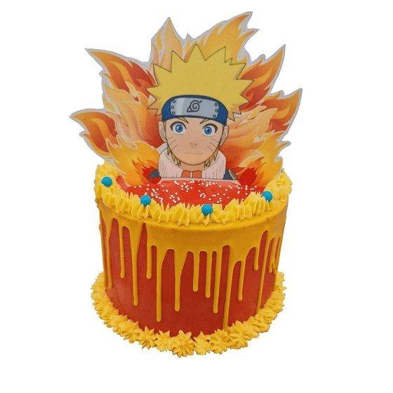 Layer cake Naruto