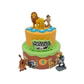 Gâteau d'anniversaire Roi Lion