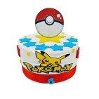 Gâteau d'anniversaire Pokeball, Pokémon Go!