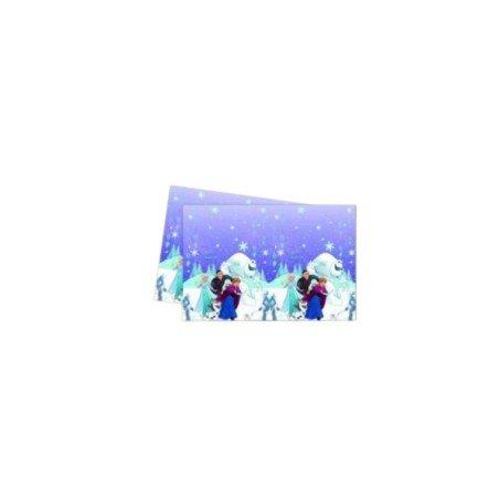 Nappe en plastique La Reine des Neiges