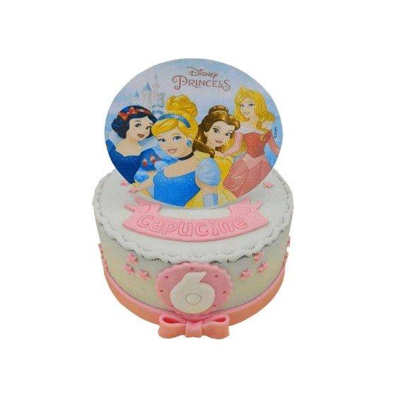 Pièce montée Princesses Disney