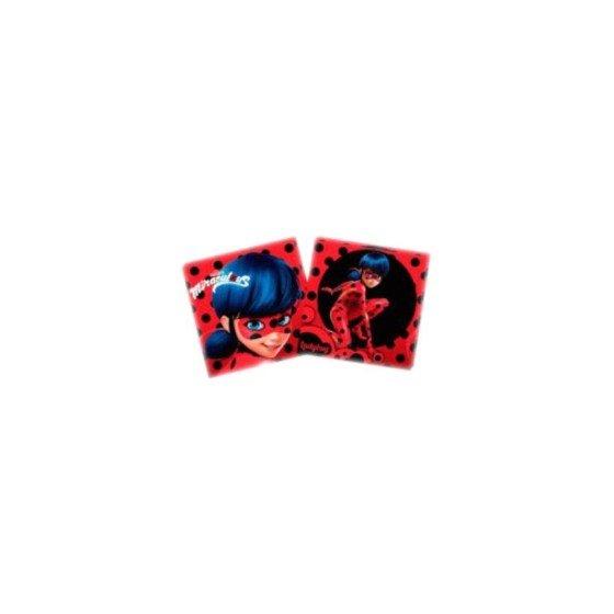 Lot de 20 serviettes Ladybug