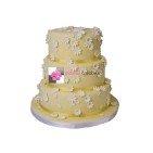 Pièce montée mariage Marguerite - Wedding cake