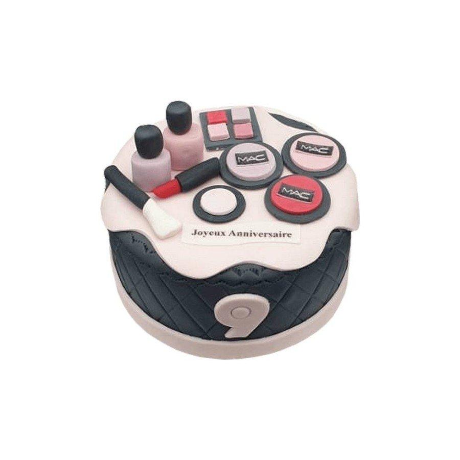 Gâteaux d'anniversaire Maquillage M.A.C