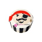 Gâteau d'anniversaire Pirate