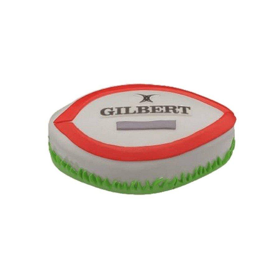 Gâteau d'anniversaire Ballon de Rugby 3D