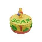 Gâteau d'anniversaire Winnie L'ourson
