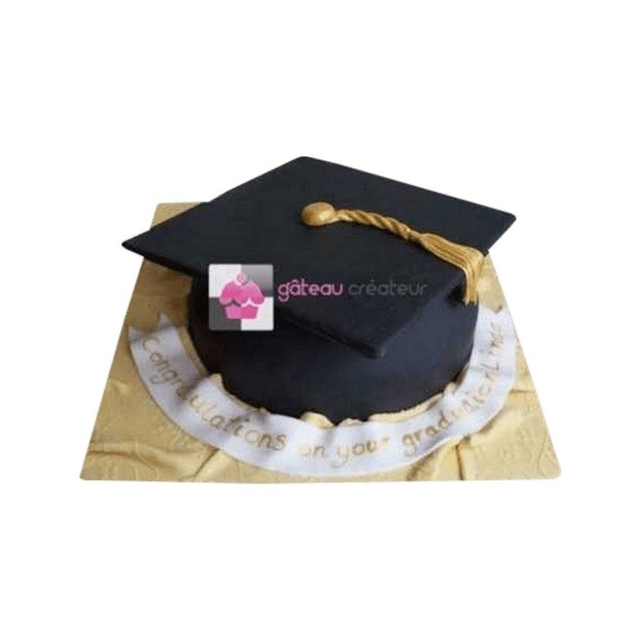 Gâteau Diplome