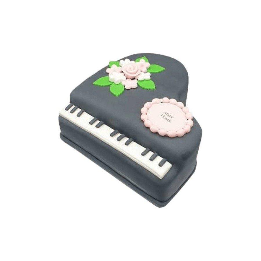 Gâteau d'anniversaire Piano