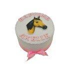 Gâteau d'anniversaire Poney, Cheval