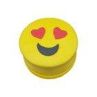 Gâteau d'anniversaire Smiley Amoureux