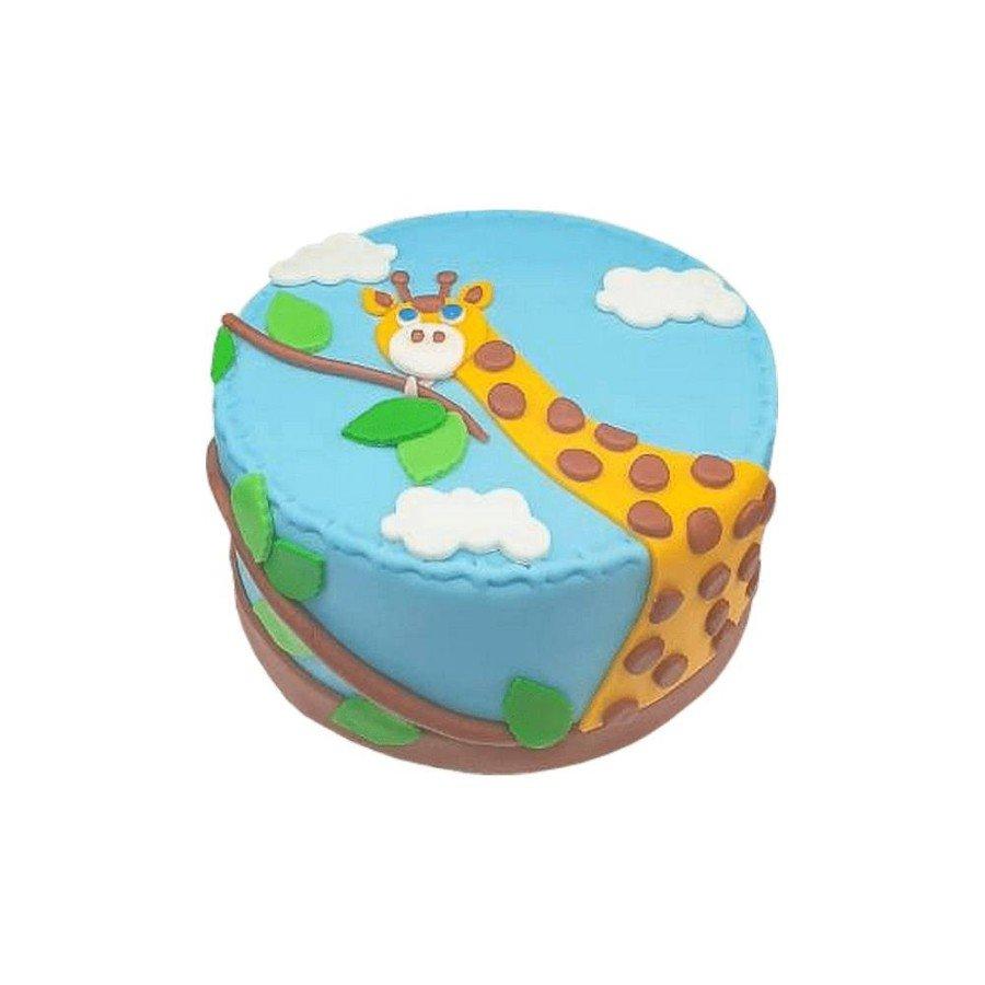 Gâteau d'anniversaire Girafe