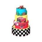 Gâteaux d'anniversaire Cars, Pièce montée