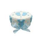 Gâteau Pied de Bébé personnalisable