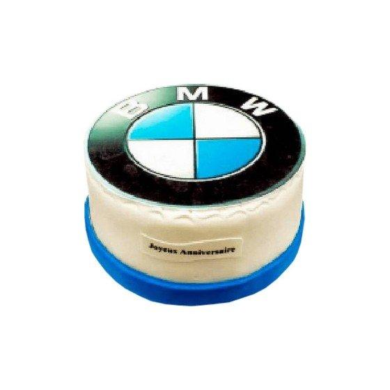 Gâteau d'anniversaire BMW