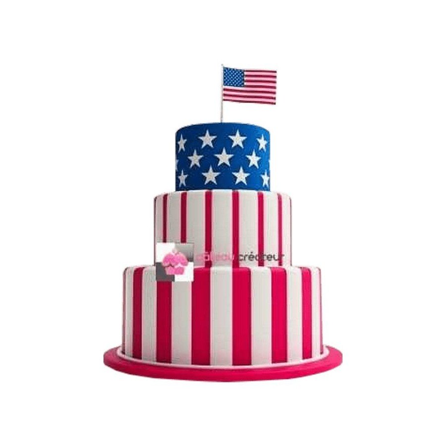 Pièce montée Mariage USA - Etats Unis - Wedding cake