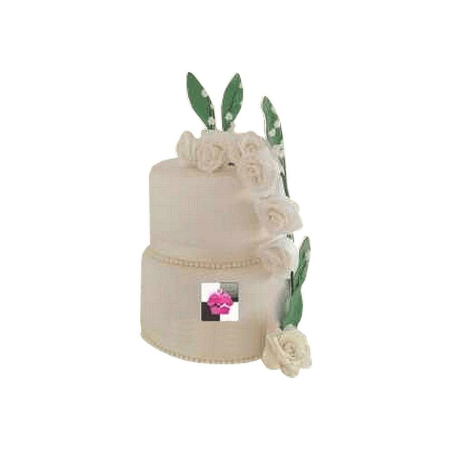 Wedding cake Blanc perle- Pièce montée de mariage