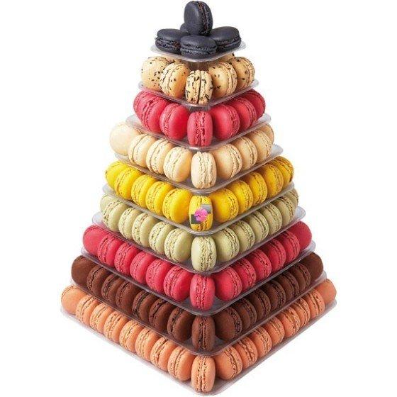 Pyramide 210 macarons