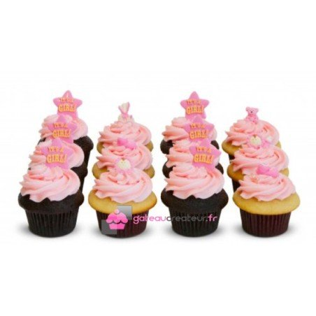 Cupcakes Fille