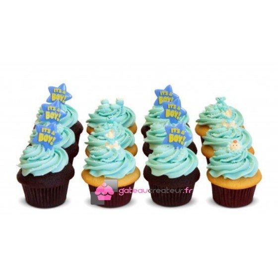 Cupcakes Garçon