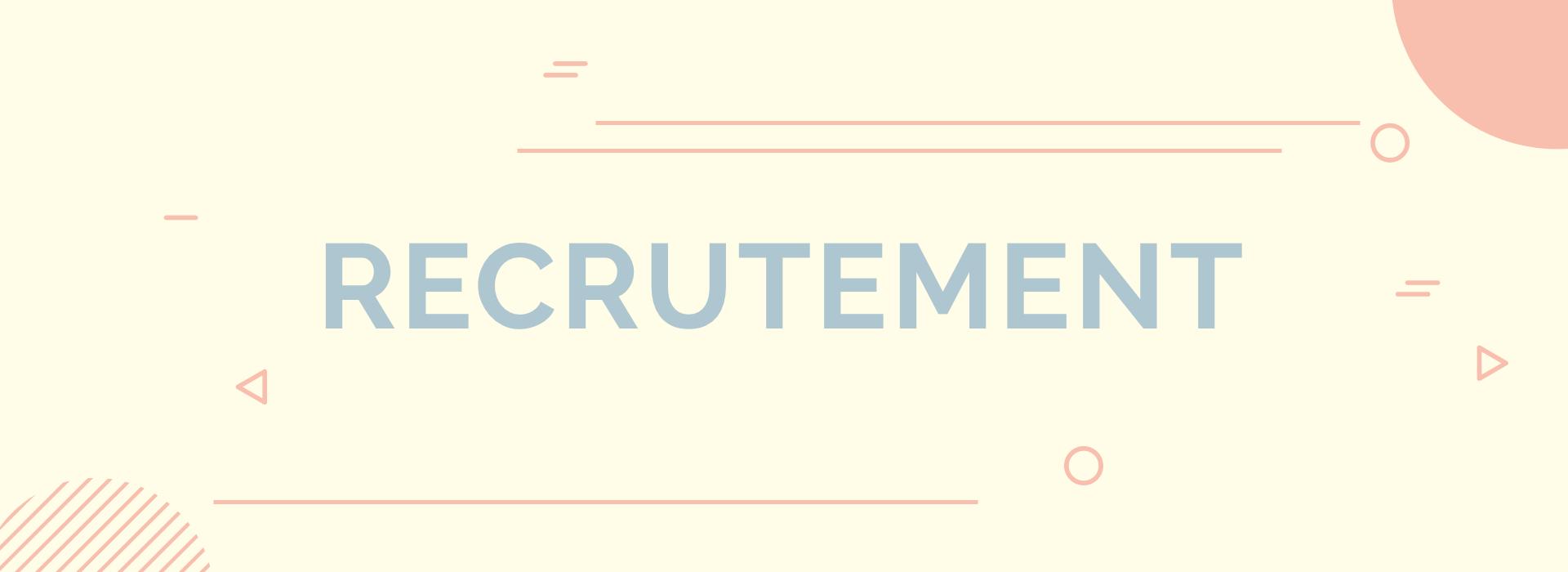 recrutement gateau createur