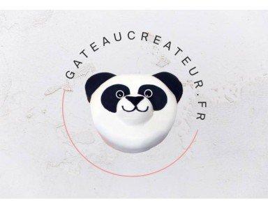 Un superbe gâteau panda pour votre enfant