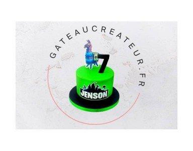 Gâteau anniversaire Fortnite : pour une entière immersion à l'anniversaire de votre enfant !