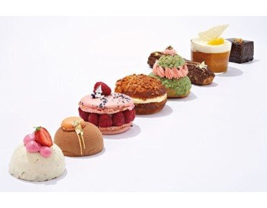 Les mini-pâtisseries : entre art de manger et gourmandises fashion