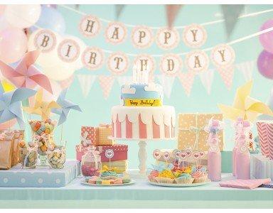 Nos idées pour organiser un magnifique buffet d'anniversaire de princesse !