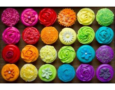 La folie des cupcakes : des petites pâtisseries déclinables à l'infini !