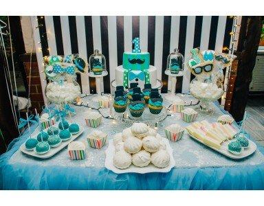 Nos idées pour créer un superbe goûter d'anniversaire pour un petit garçon !