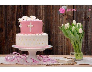 Un gâteau sur mesure pour le baptême de votre enfant !