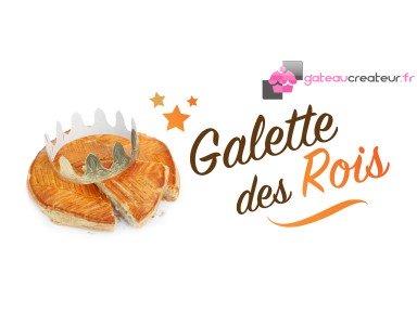 La galette des rois, une tradition gourmande très ancienne mais toujours d'actualité !