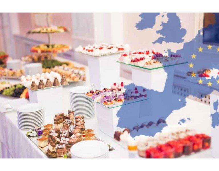 Le tour d'Europe des meilleurs gâteaux