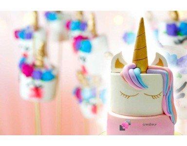 Commandez un gâteau licorne, fée ou arc en ciel en ligne pour l'anniversaire de votre enfant