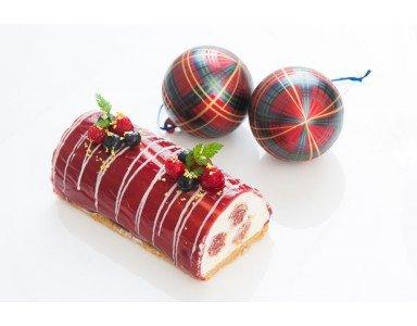 Les bûches de Noël revisitées